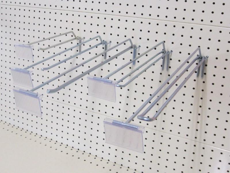 Перфорированные стеллажи металлические