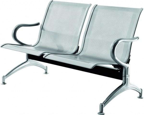 Перфорированные стулья для аэропортов