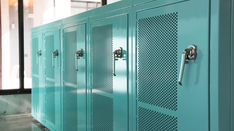 Шкафы с перфорацией