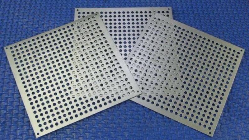 Решетки для вентиляции из перфорированного листа