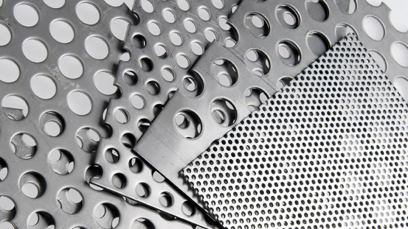 Металлические перфорированные панели от производителя Москве